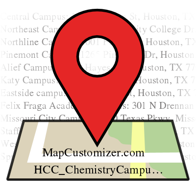 Hcc Alief Campus Map.View Map Mapcustomizer Com